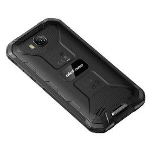 Image 5 - Ulefone ARMOR X6 3G LTE โทรศัพท์มือถือ 4000 mAh แบตเตอรี่ 5.0 นิ้วหน้าปลดล็อค 8MP จริงกล้อง Android 9.0 dual SIM Dual Standby