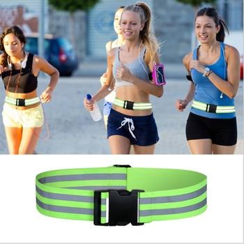 Sports night running reflective strip belt traffic warning sports equipment - discount item  30% OFF Roadway Safety