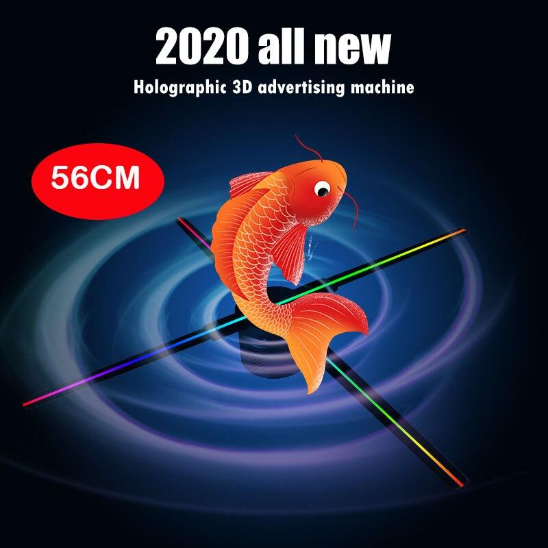 2020 3D60 3D Hologram Projector ...