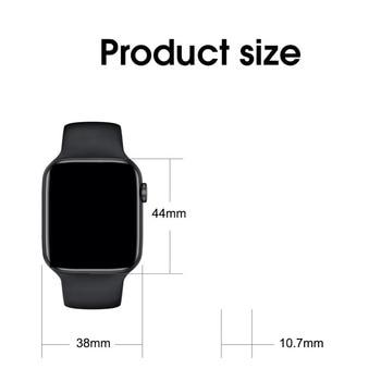 40MM 44MM Original iwo W26 Smart Watch Dial Bluetooth Call IP68 Waterproof Body Temperature ECG Heart Rate Monitor Smartwatch 2