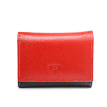 HH Genuine Leather Women's Wallets Small Luxury Mini Female Purses Short Card Holrder Coin Zipper Purse Money Bags Lady wallet leftside designer pu leather women cute short money wallets with zipper female small wallet lady coin purse card wallet purses