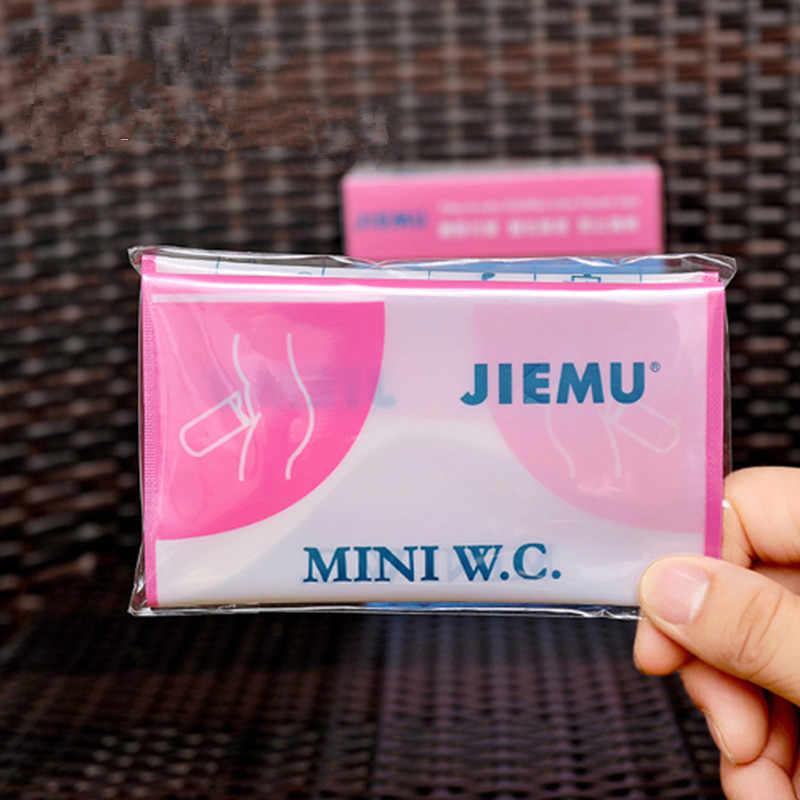 กลางแจ้ง 1 pcs Disposable ปัสสาวะห้องน้ำ Camping ชายหญิงเด็กผู้ใหญ่ผู้ใหญ่ Emergency Pee กระเป๋าโหลด