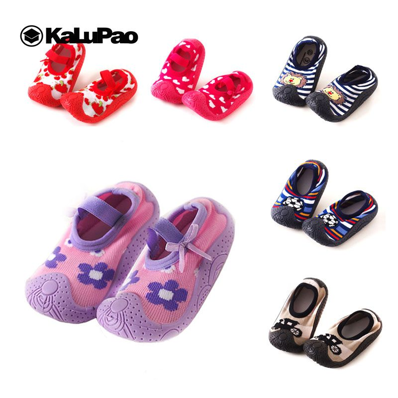 KALUPAO Baby First Walkers Health First Step Shoes Fashion Outdoor Casual Shoe Soft Sole Attipas Baby Shoes Babys Shoe