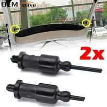 2x para ford focus 2 2.5 mk2 hatch 04-11 c-max 03-10 boot tronco parcela prateleira cinta de fixação string elevador grampos cabide 4m51a466k45ac