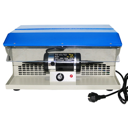 Polishing Buffing Machine with Dust Collector Bench Jewelry Polisher Multi-Use Heavy Duty Power Tool 8000RPM