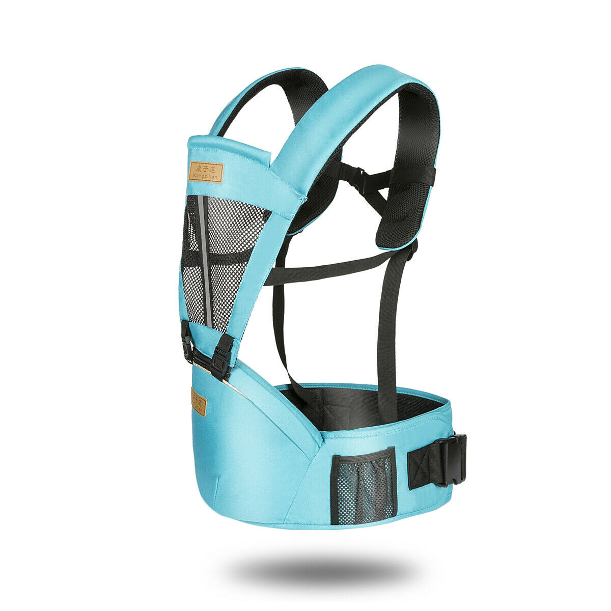 0-36 Months Baby Carrier Kangaroo Toddler Sling Wrap Portable Infant Hipseat Soft Breathable Adjustable Hip Seat Baby Wrap Sling