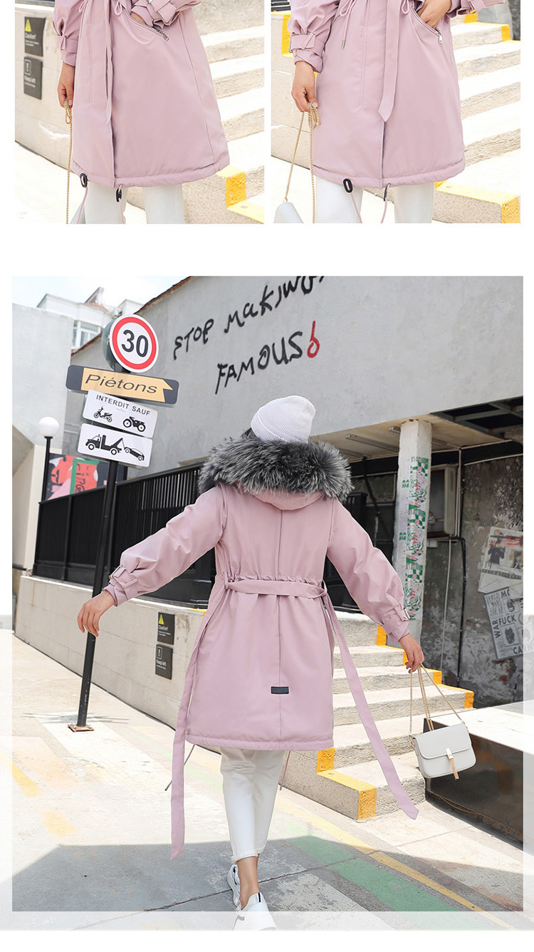 Thick Snow Outwear Women 9