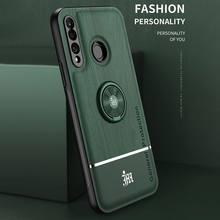 Für Huawei P20 P30 P40 Lite Pro Plus Fall Holzmaserung Leder Für Huawei Mate 20 30 40 Pro Spleißen fall