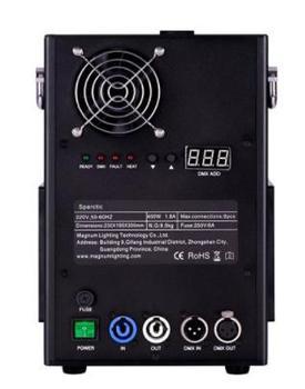 Cold Spark Machine Cold Fireworks Adjustable Spark Height 3-16FT for DJ Disco Stage Effect Light DMX System DMX 512