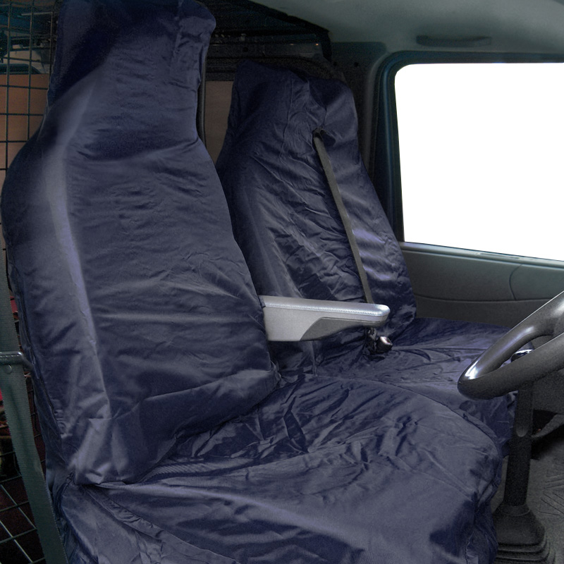 Autoyouth Navy Blue Waterproof Car Seat Cover New Arrival 2pcs
