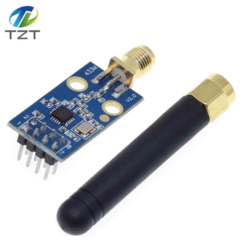 2.4G SX1278 20dBm 100mW 433MHZ UART RF Wireless  Port Module AU