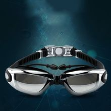 Practical Men Women Swimming Goggles Multifunction Anti Fog/UV  Silicone Waterproof Glasses Water Sports Supplies