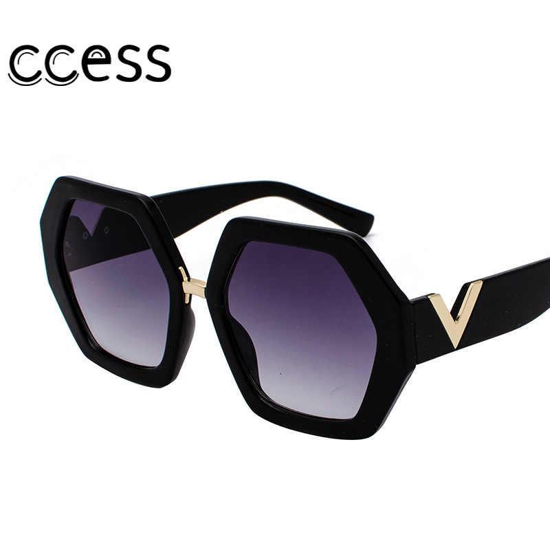 2020 Party sześciokątne ramki Trend w modzie damskie okulary przeciwsłoneczne moda Goth Punk Rave męskie okulary przeciwsłoneczne jazdy Big Face Fancy Shades