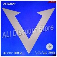 Original Xiom Vega China Vm Table Tennis Racket Rubber Pimples In Ping Pong Sponge Tenis De Mes