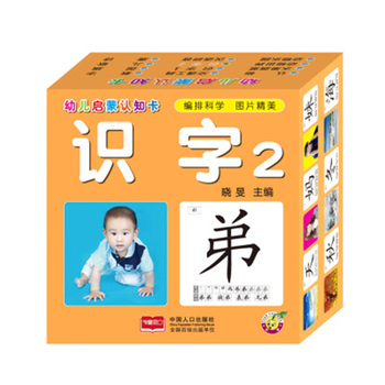 Literacy 2 Learning Cards Children's Books Picture Reading Literacy Cards Children Baby Books Books