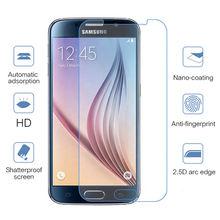 Tempered Glass For Samsung Galaxy J3 J5 J7 2015 2016 2017 Screen Protector Protective Glass on Samsung J4 J6 J8 2018 Plus Glass