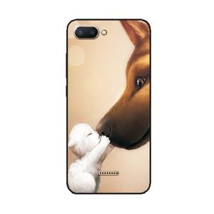 Image 3 - Cover Voor Xiaomi Redmi 6A Case Leuke Dier Landschap Gevallen Voor Xiaomi Redmi 7A 8A 5A Redmi 8 7 6 pro Bumper Phone Case Tassen