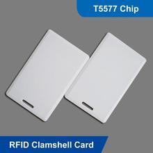 Smart-Card Blanco EM4305 T5577 Chip Kaarten Kopie RFID Khz Rewrite Herschrijfbare Dupliceren-125
