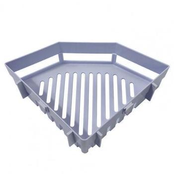 Triangle-design Bathroom Storage Rack