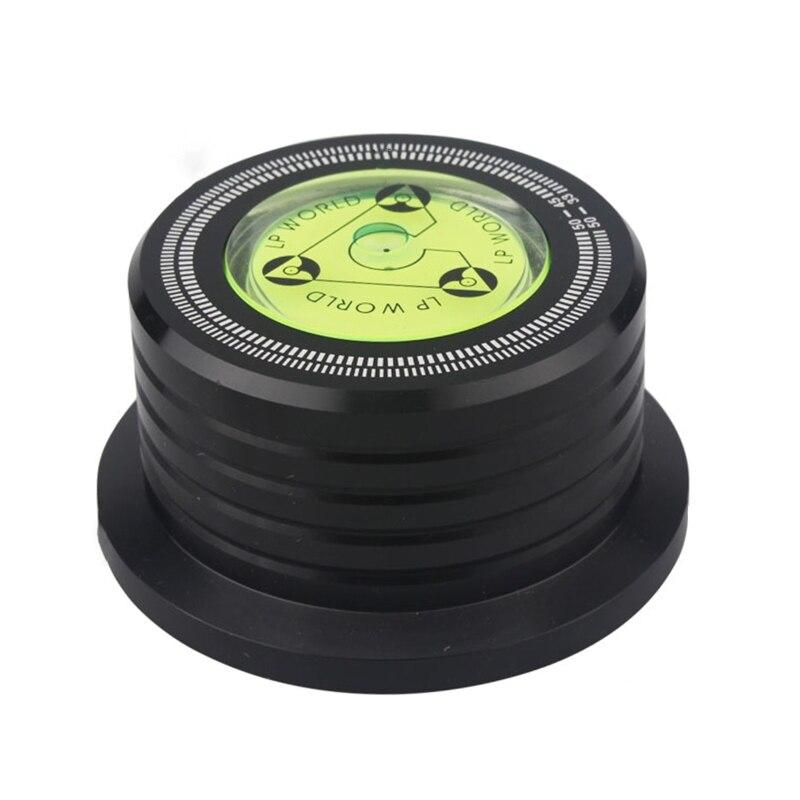 Универсальный 50 Гц LP Виниловый проигрыватель музыкальных дисков проигрыватель стабилизатор Вес зажим