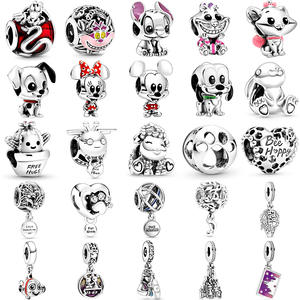 Dangle Charm Jewelry Bracelet Spring-Collection Mulan Gift 100%925-Sterling-Silver Original