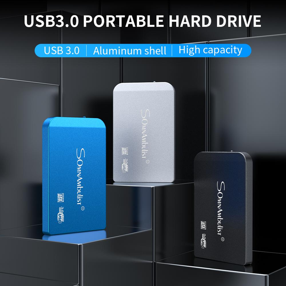 HDD USB3.0 2.5″ external hard disk  mobile hard disk 1tb external hard drives 2tb hard disk ps4 portable hard disk