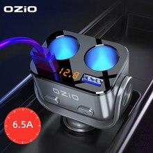 90W cargador de coche Dual USB de carga rápida 4,0 USB 3,0 del cargador del coche para Huawei SCP QC4.0 QC3.0 de carga rápida cargador para iPhone