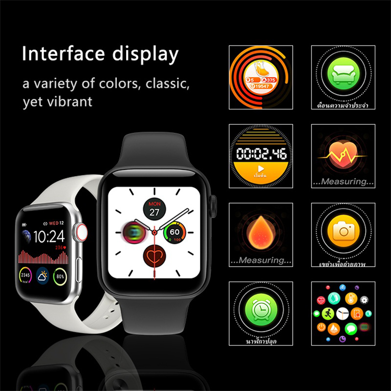 LEMFO New Smart Watch Men 1.54 Inch Full Touch All Day Bright Display Heart Rate Monitor For Apple IOS Android Phone Smartwatch
