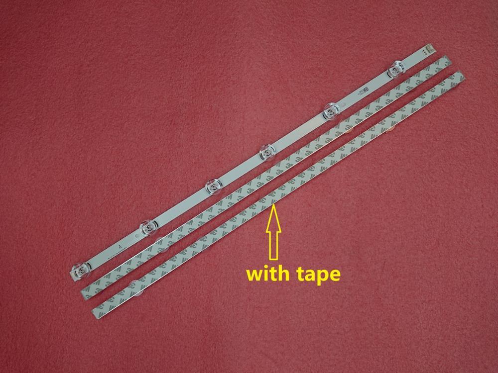 Image 4 - 3 PCS LED strip for LG 32LB5800 32LF560V LGIT UOT A B 6916L 1974A 1975A 6916L 2223A 2224A innotek DRT 3.0 32 WROOEE 0418D 0419Dstripstrip ledstrip a led -