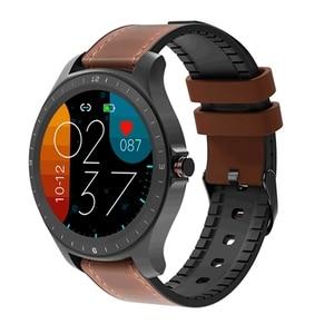 Image 4 - [Bluetooth 5.0] blitzwolf BW HL2 スマートウォッチ 1.3 フルタッチスクリーン心拍数血圧 O2 モニター IP67 スマートウォッチ