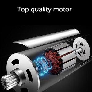 Image 5 - منفاخ إطارات السيارة ، ضاغط هواء كهربائي محمول 12 فولت ، مضخة نفخ رقمية لإطارات السيارة ، ولاعة سجائر