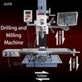 Kleine multifunktionale gantry doppelseitige micro Vertikale Bohren und Fräsen maschine CNC maschine werkzeug