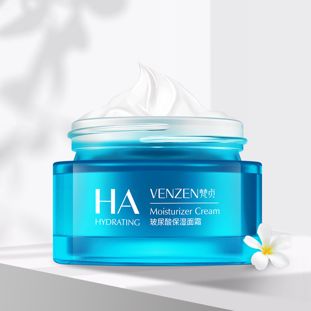 Hyaluronic Acid Face Cream Moisturizing  3