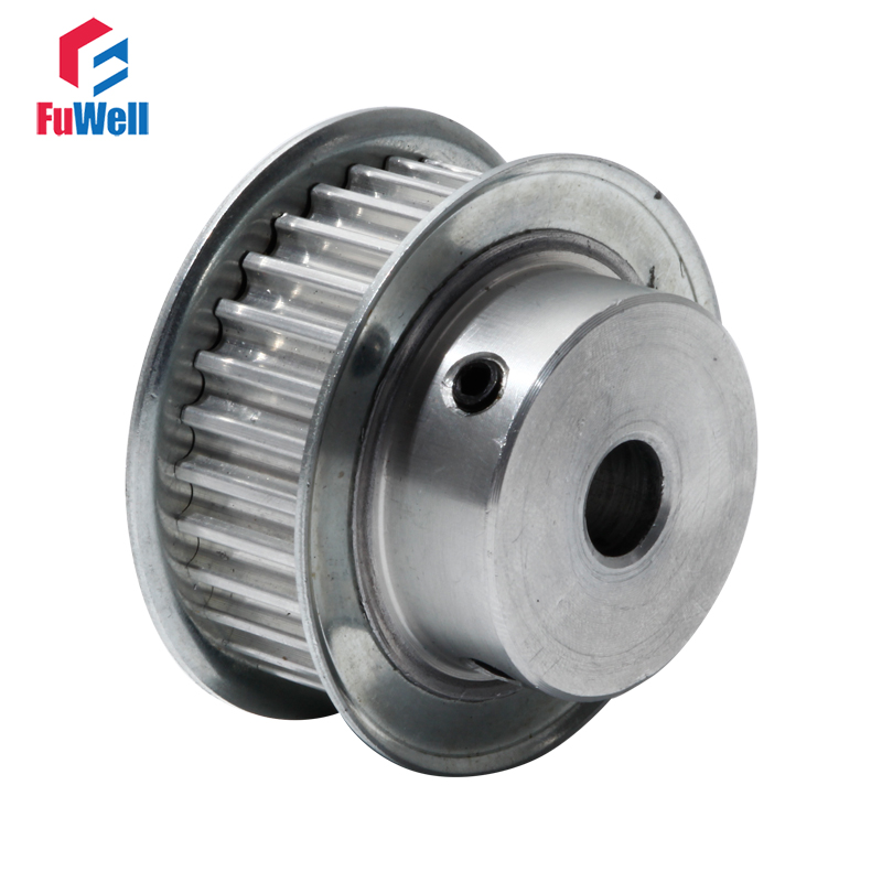 16mm Bore OD 42-110mm 4 Step Pagoda Pulley Timing Belt for A Shaped Belt