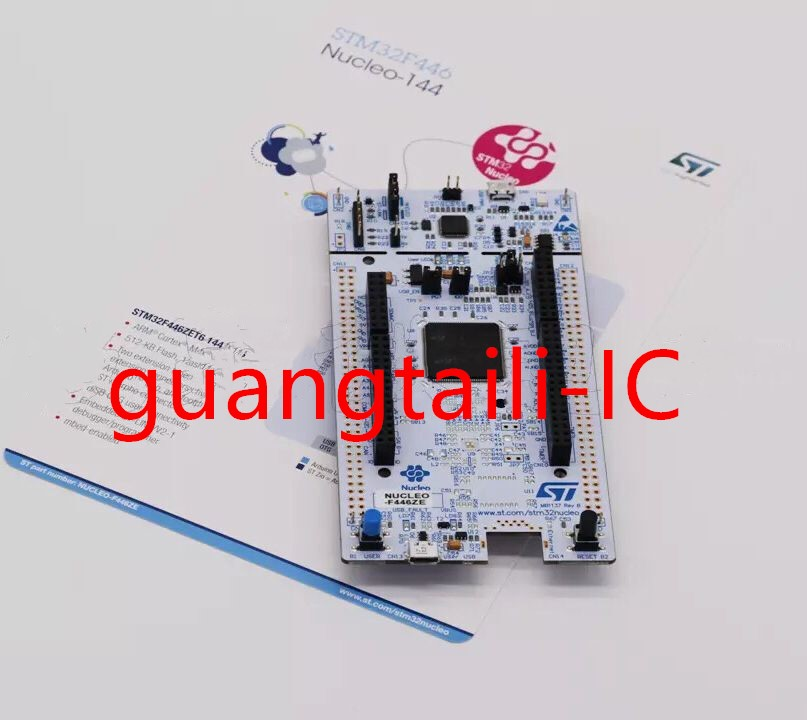 NUCLEO-F446ZE STM32F446ZET6 Microcontroller Development Board