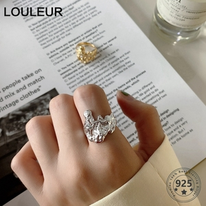 LouLeur Real 925 Sterling Silv