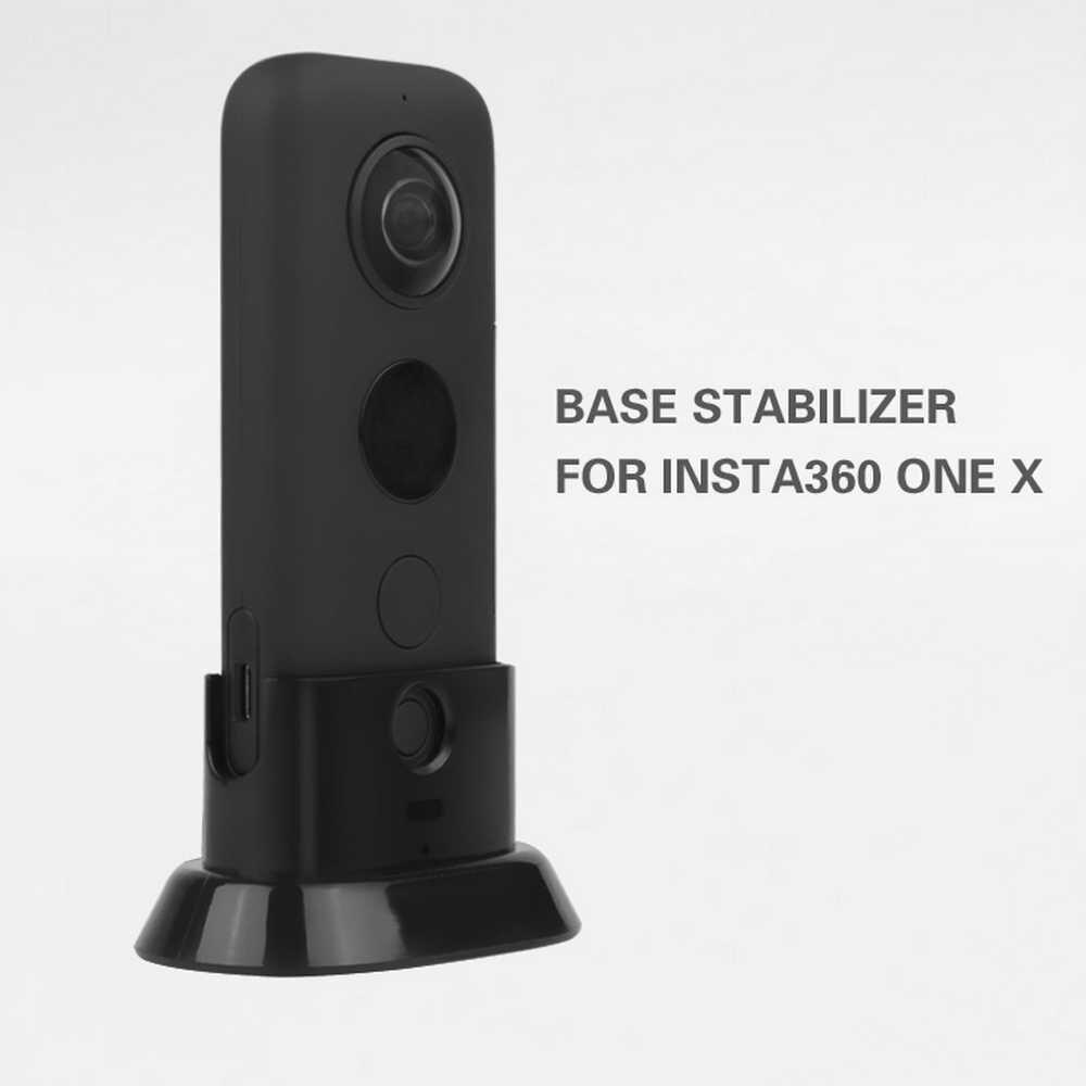 Panoramik Selfie cep spor kamera desteği taban aksesuarları için Insta360 One X