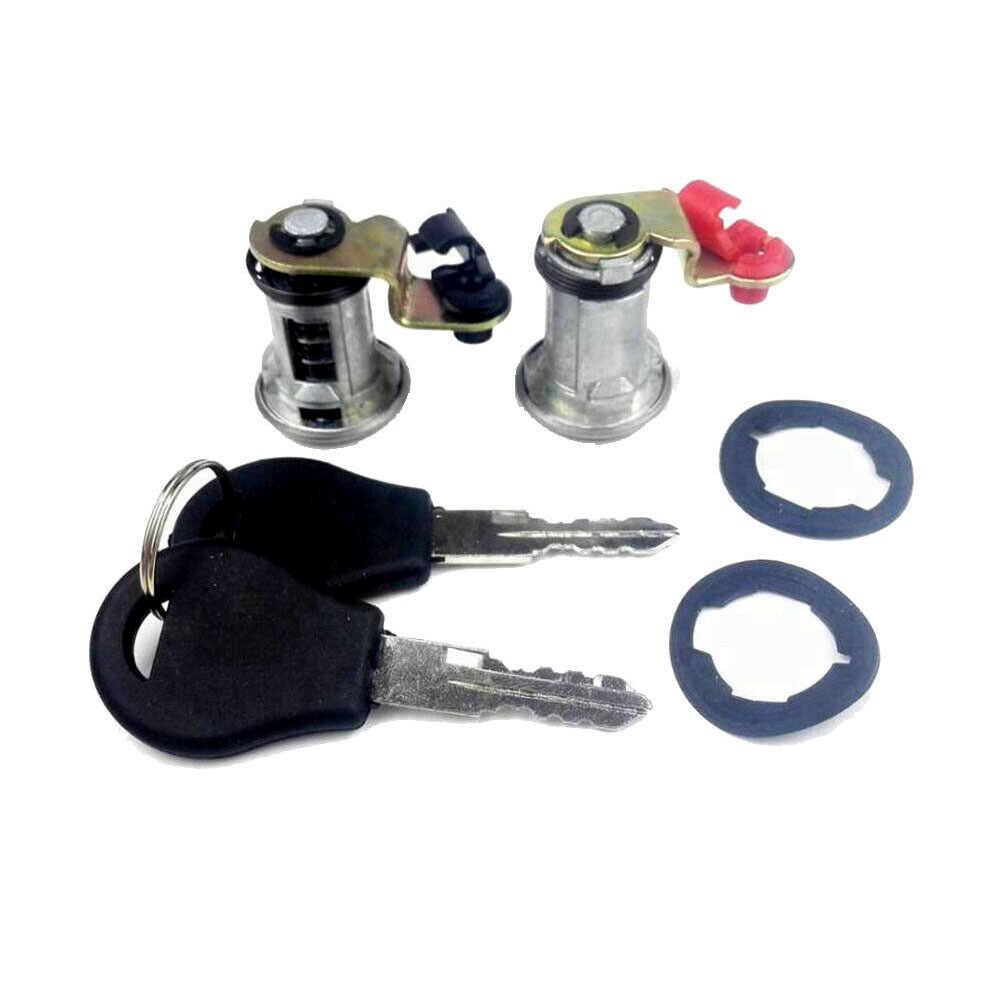 Profesional Mobil Lock Bagian Interior Silinder Pintu Logam Mekanik Kunci Switch untuk Nissan D21 80600 Perbaikan Alat Aksesoris