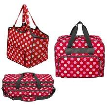 Case Cross-Stitch Organizer Embroidery-Storage-Bag Sewing-Tools Crochet-Hooks Thread-Yarn