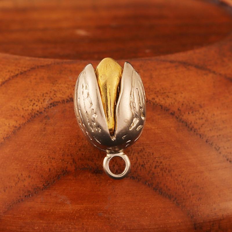 Pistachios keychain pendant (9)