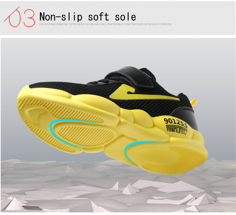 PINSEN Kids Shoes Boys Casual Children Sneakers For Boys Leather Fashion Sport Kids Sneakers 2019 Spring Autumn Children Shoes (5)