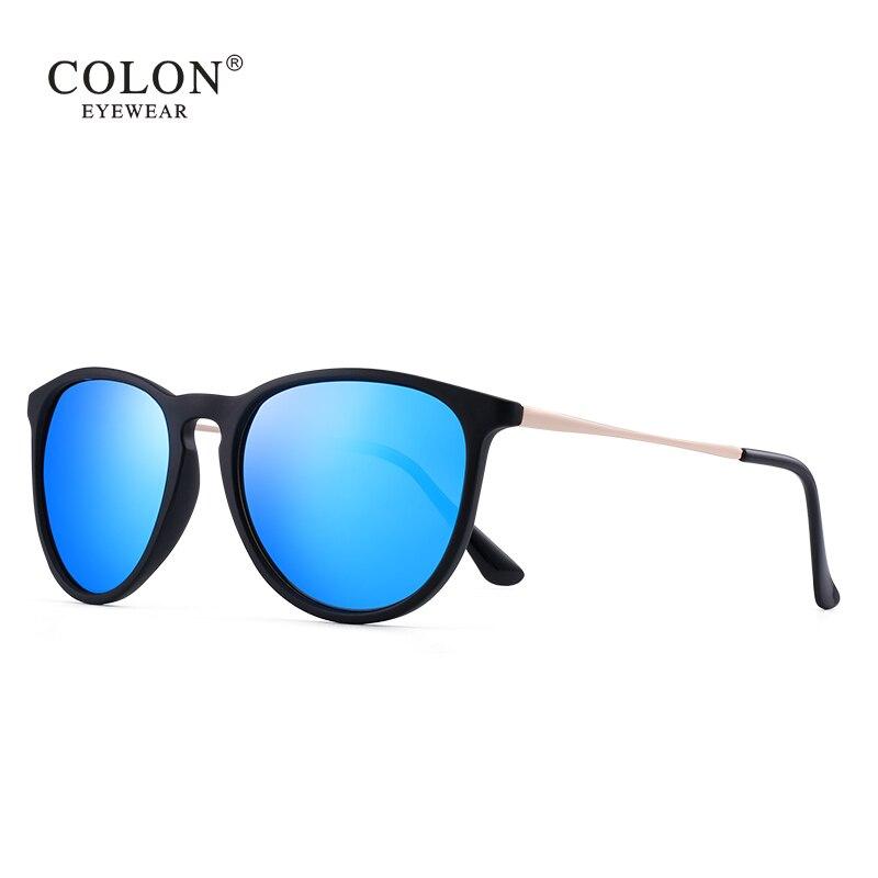 Lunettes De soleil polarisées classiques femmes marque concepteur dames lunettes De soleil pour femme Oculos De Sol Feminino Espelhado lunettes De soleil