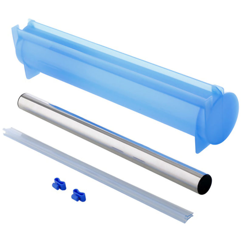 Promotion! Plastic Wrap Dispenser Aluminum Foil Holder Box For Cutting Film Food Wrap Cling Film Cutter Kitchen Film Organizer B