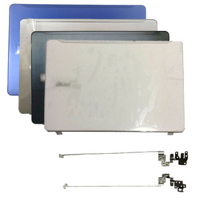 NEW For Acer Aspire F5-573 F5-573G N16Q2 Laptop LCD Back Cover/LCD Hinges Silver Black White Blue Top Case Hinges