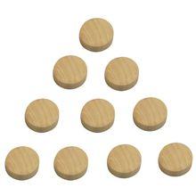Фирменные новые и высокое качество 10шт деревянные шахматы фигурки для хоккея катапульта аксессуары настольные игры родитель-ребенок интерактивная игрушка