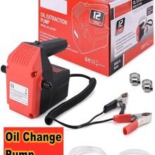 Oil-Change-Pump-Extractor Air-Pump 12V Suction Motor-Oil Boat Truck Transfer-Scavenge