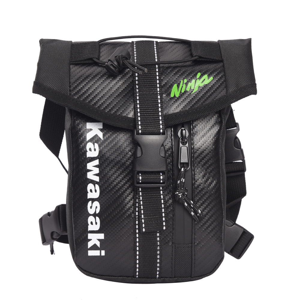 2019 Motocross Kawasaki Leg Bag Motorcycle Waterproof For Waist Bag Outdoor Multifunctional Cycling Bag