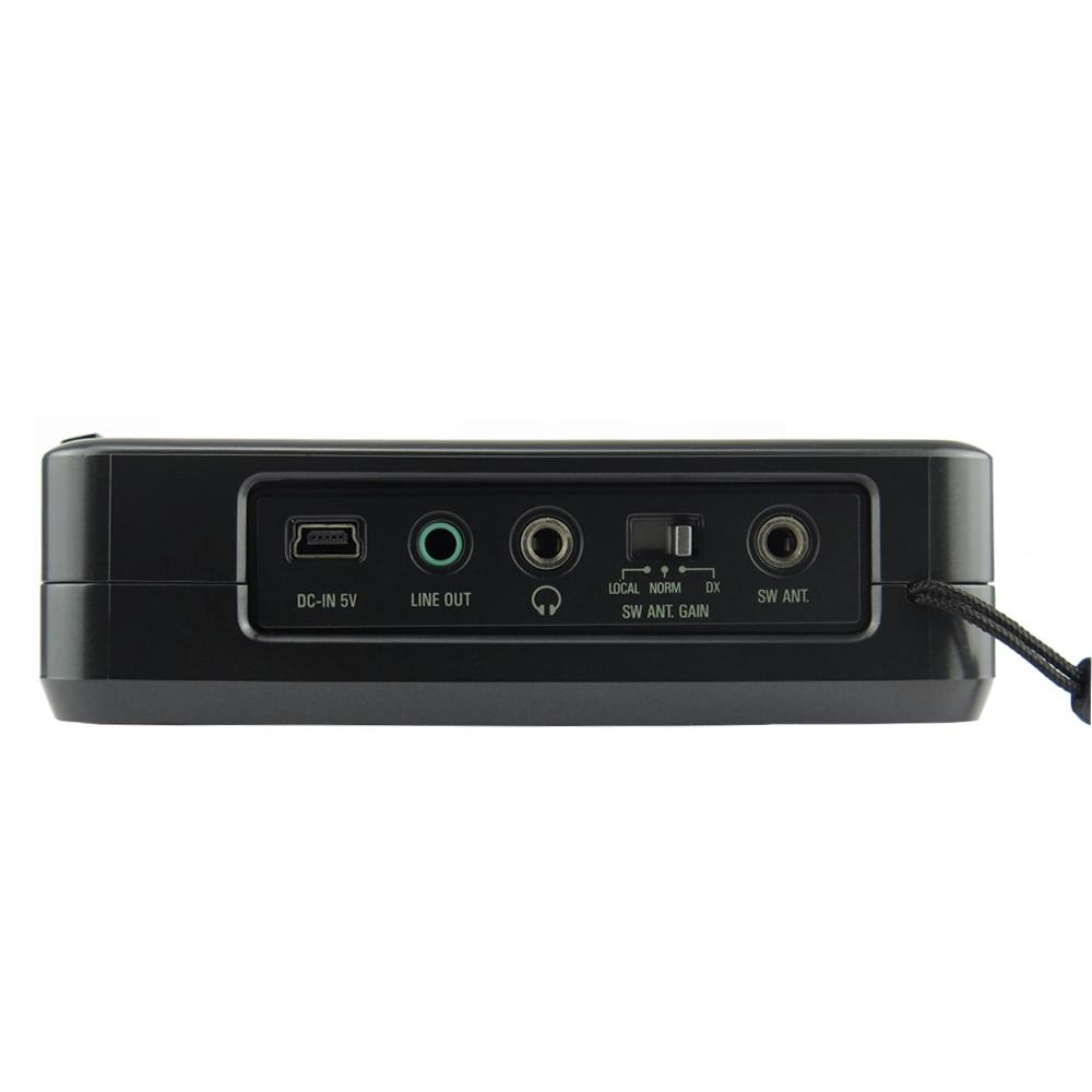 Image 4 - Tecsun PL 880 Radio Full Band Digital Tuned Stereo Short Wave HAM Radio Portatil Am Fm LW/SW/MW/SSB High end, metallic receiverRadio   -
