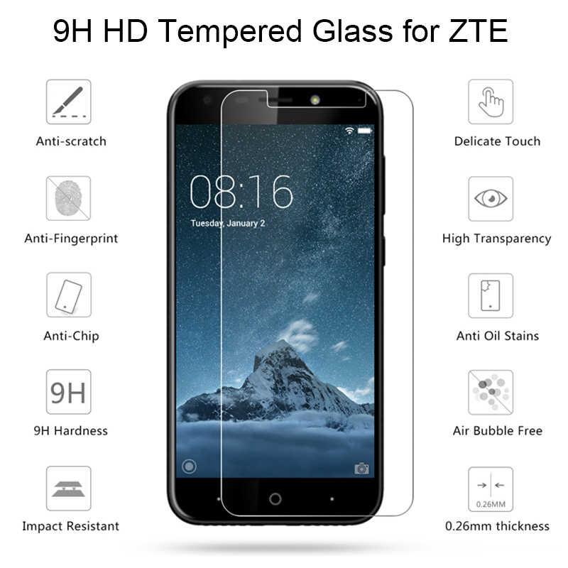 2 Stuks 9H Screen Protector Glas Voor Nubia Z18 Mini Z11 Mini S Hd Glas Beschermende Glas Film Voor zte Nubia Z17 Lite Clear
