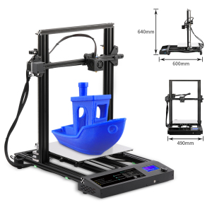 Image 2 - SUNLU S8 FDM 3D Printer Larger Printing Size PLA ABS PETG 3d Filament Extruder Resume Power Failure Printing Desktop 3D Printer